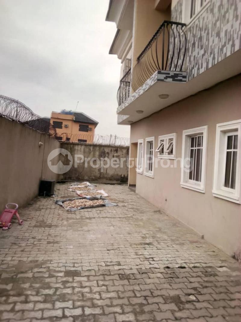 3 bedroom Detached Duplex for rent Ogudu-Orike Ogudu Lagos - 1