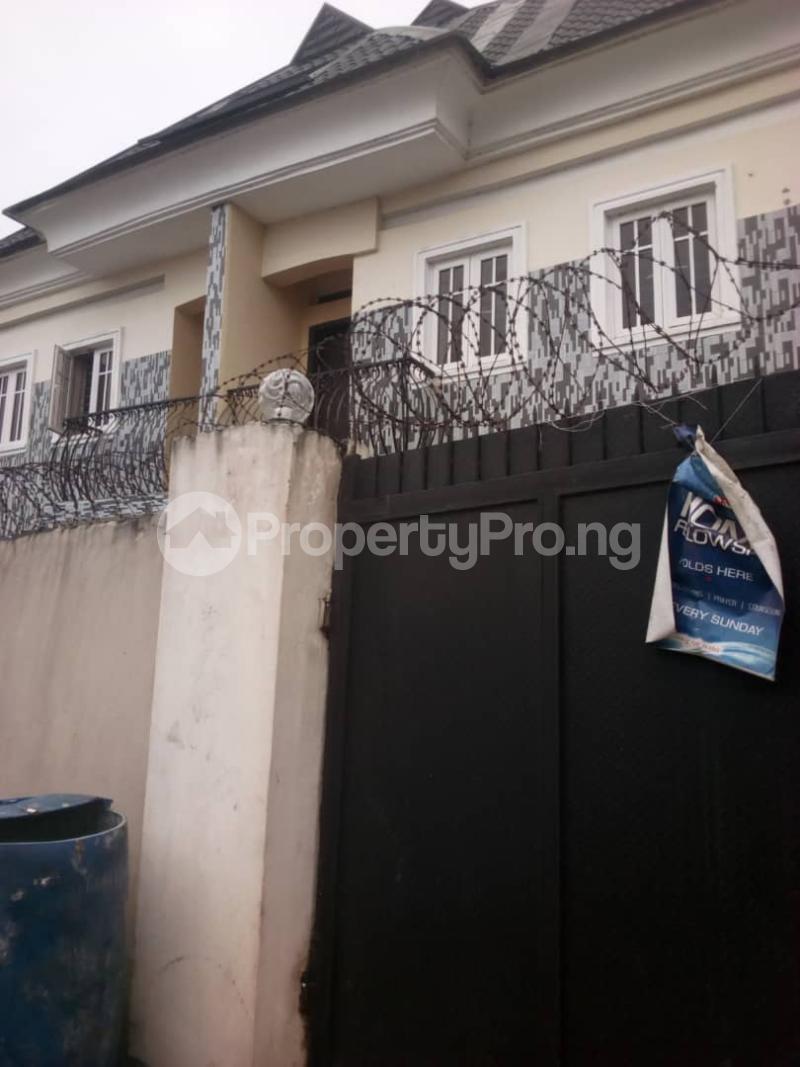 3 bedroom Detached Duplex for rent Ogudu-Orike Ogudu Lagos - 14