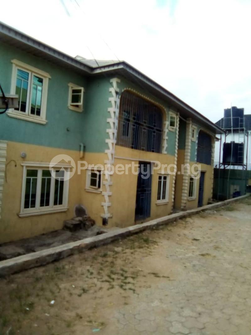 3 bedroom Blocks of Flats House for rent 1st Richbam Akala express  Akala Express Ibadan Oyo - 0