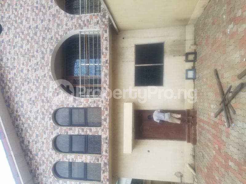 4 bedroom Semi Detached Duplex House for rent Balogun close off sholanke road Ajao Estate Isolo Lagos - 14