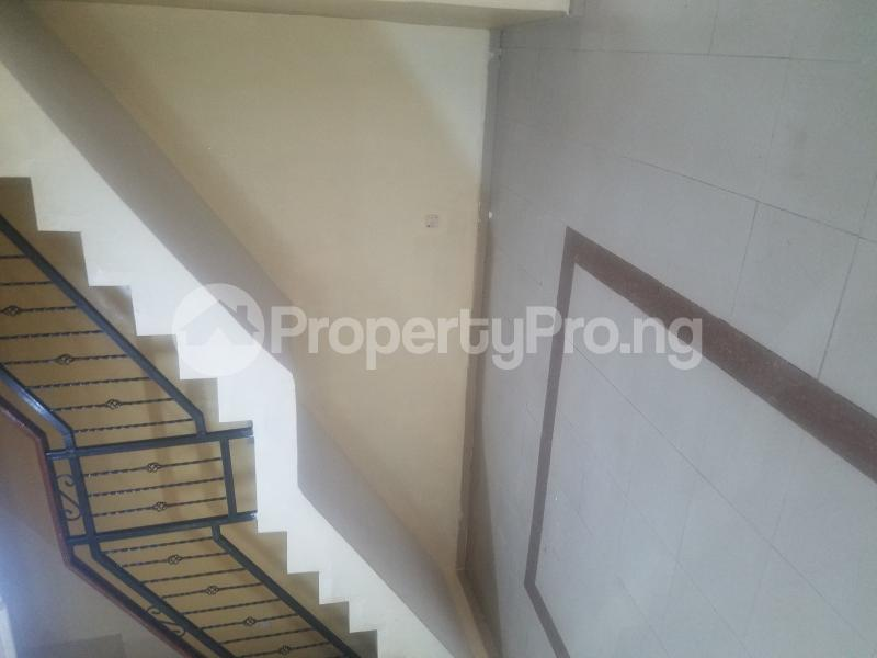 4 bedroom Semi Detached Duplex House for rent Balogun close off sholanke road Ajao Estate Isolo Lagos - 4