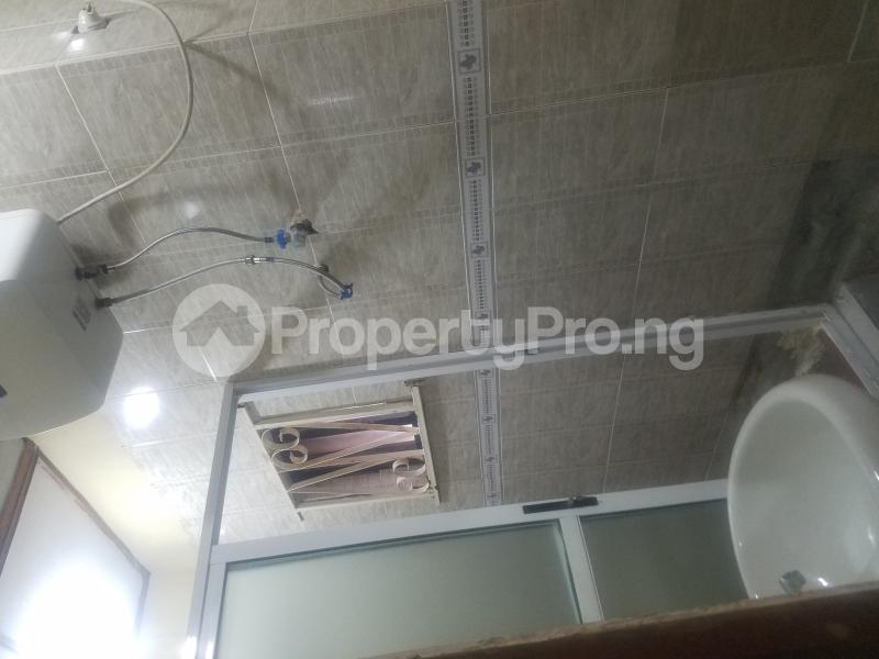 4 bedroom Semi Detached Duplex House for rent Balogun close off sholanke road Ajao Estate Isolo Lagos - 8