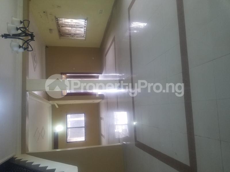4 bedroom Semi Detached Duplex House for rent Balogun close off sholanke road Ajao Estate Isolo Lagos - 3