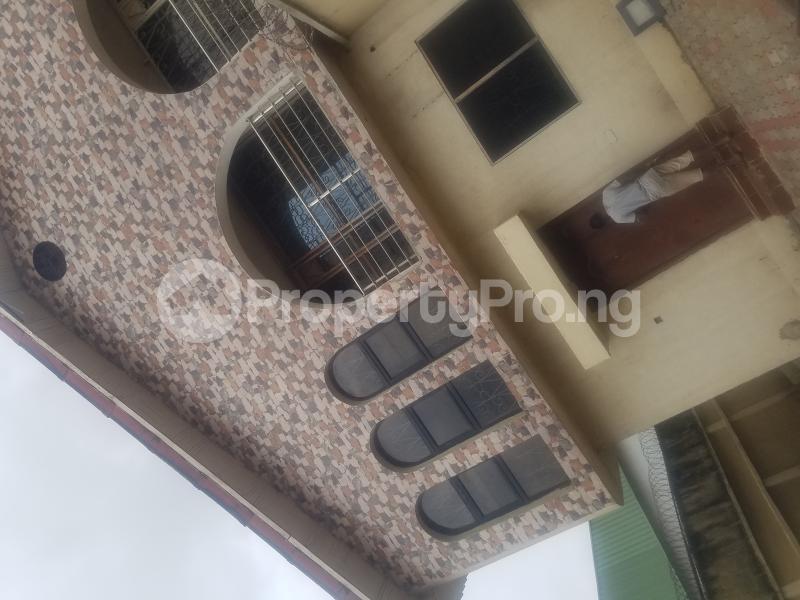 4 bedroom Semi Detached Duplex House for rent Balogun close off sholanke road Ajao Estate Isolo Lagos - 0