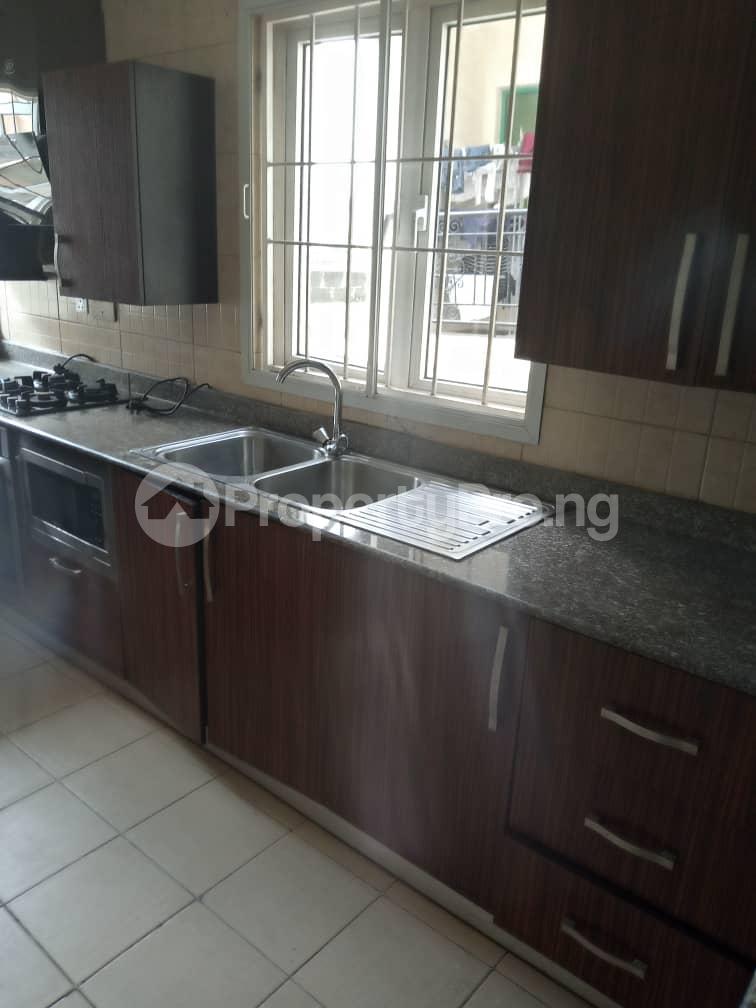 4 bedroom Terraced Duplex House for rent Estate Millenuim/UPS Gbagada Lagos - 1