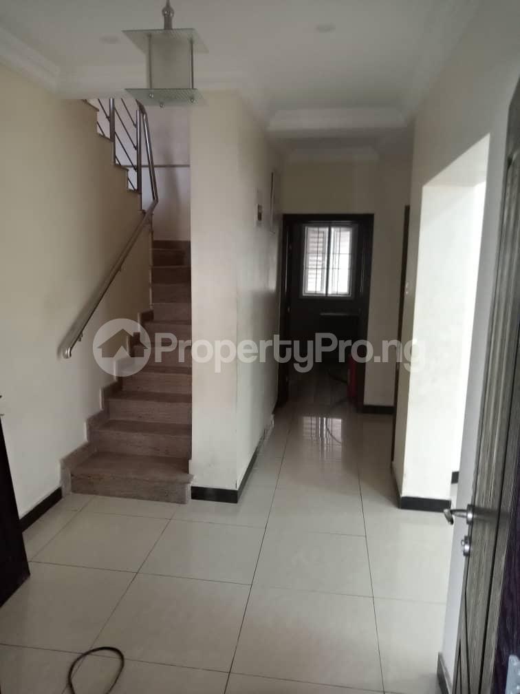 4 bedroom Terraced Duplex House for rent Estate Millenuim/UPS Gbagada Lagos - 4