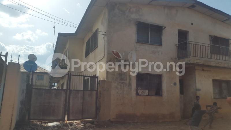 Shared Apartment Flat / Apartment for sale Off Oye market bus stop, Emene Enugu Enugu - 0