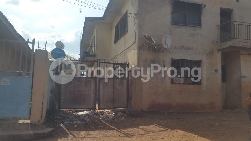Shared Apartment Flat / Apartment for sale Off Oye market bus stop, Emene Enugu Enugu - 1