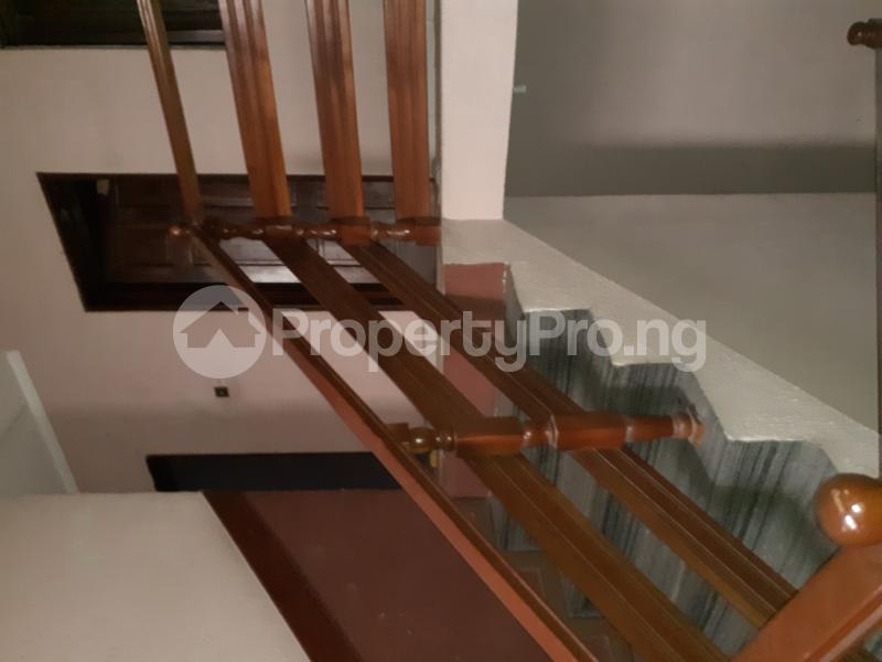 5 bedroom Semi Detached Duplex House for rent Ramat, Behind Domino's Pizza Ogudu GRA Ogudu Lagos - 22