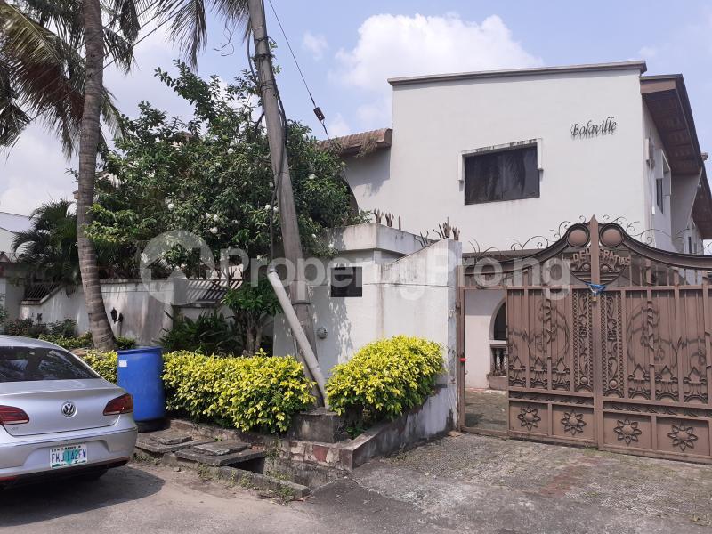 5 bedroom Semi Detached Duplex House for rent Ramat, Behind Domino's Pizza Ogudu GRA Ogudu Lagos - 5