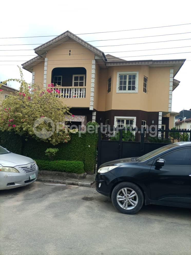 4 bedroom Detached Duplex House for sale Gbagada Ifako-gbagada Gbagada Lagos - 0