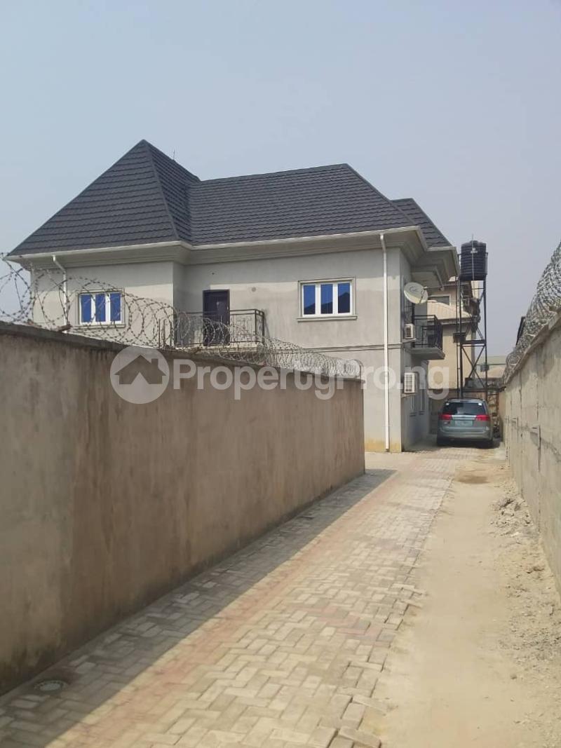 4 bedroom Detached Duplex House for sale Liberty estate Community road Okota Lagos - 1