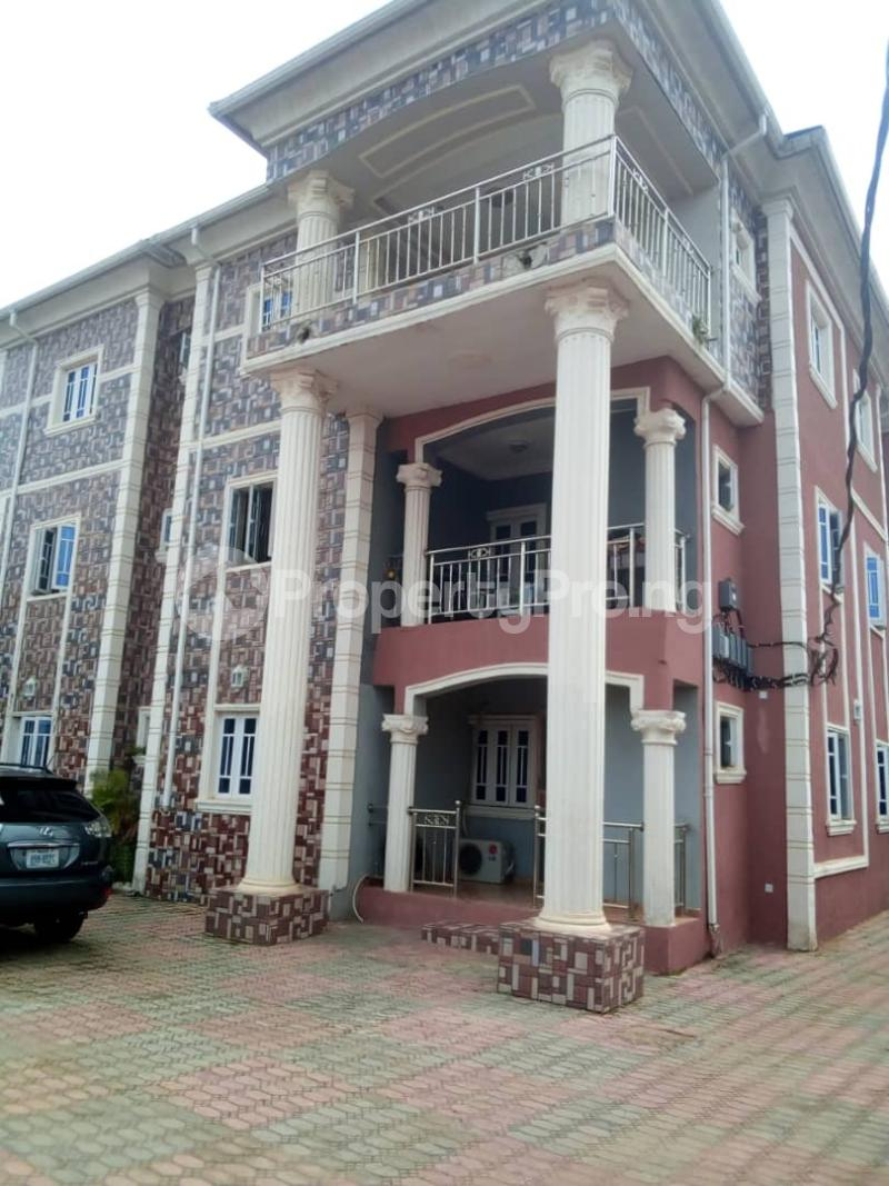 3 bedroom Blocks of Flats House for rent obawole area Ifako-ogba Ogba Lagos - 0