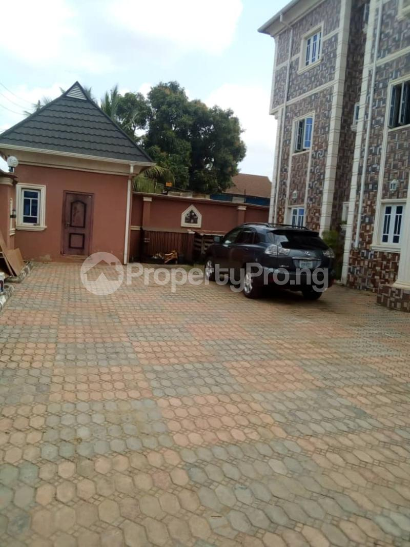 3 bedroom Blocks of Flats House for rent obawole area Ifako-ogba Ogba Lagos - 1