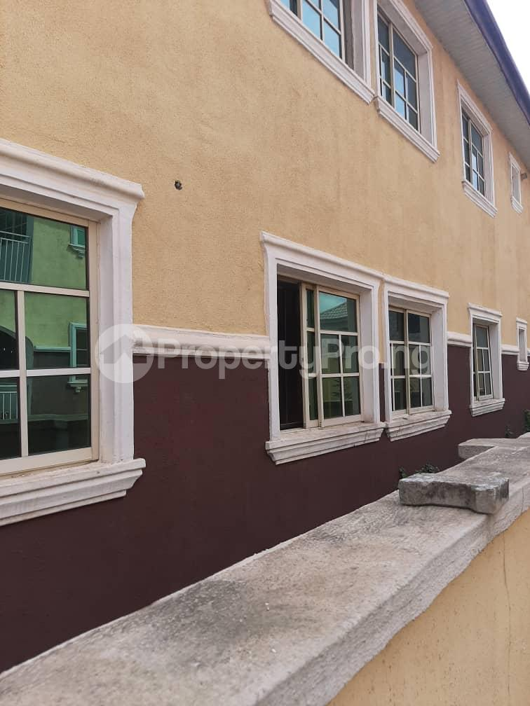 3 bedroom Blocks of Flats House for rent unity estate at alakuko Alagbado Abule Egba Lagos - 2