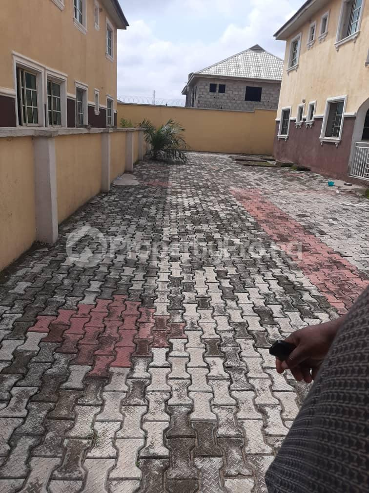 3 bedroom Blocks of Flats House for rent unity estate at alakuko Alagbado Abule Egba Lagos - 1