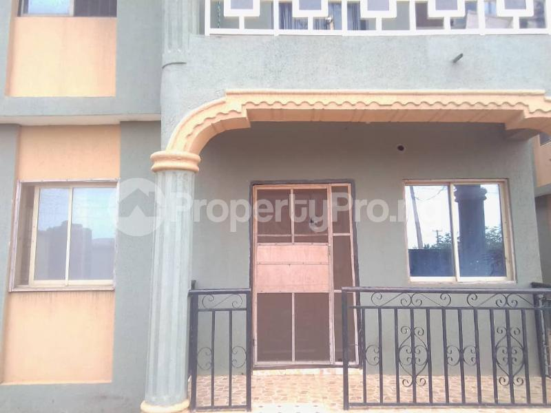 1 bedroom mini flat  Mini flat Flat / Apartment for rent Denro Ishasi Berger Ojodu Lagos - 0