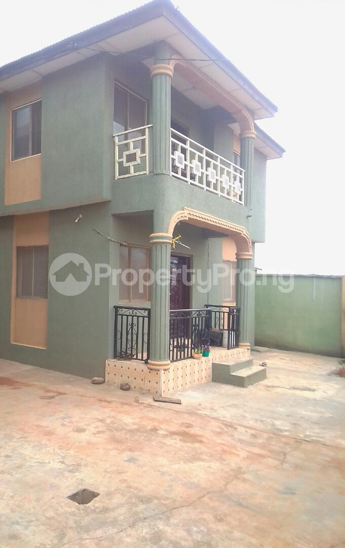 1 bedroom mini flat  Mini flat Flat / Apartment for rent Denro Ishasi Berger Ojodu Lagos - 1