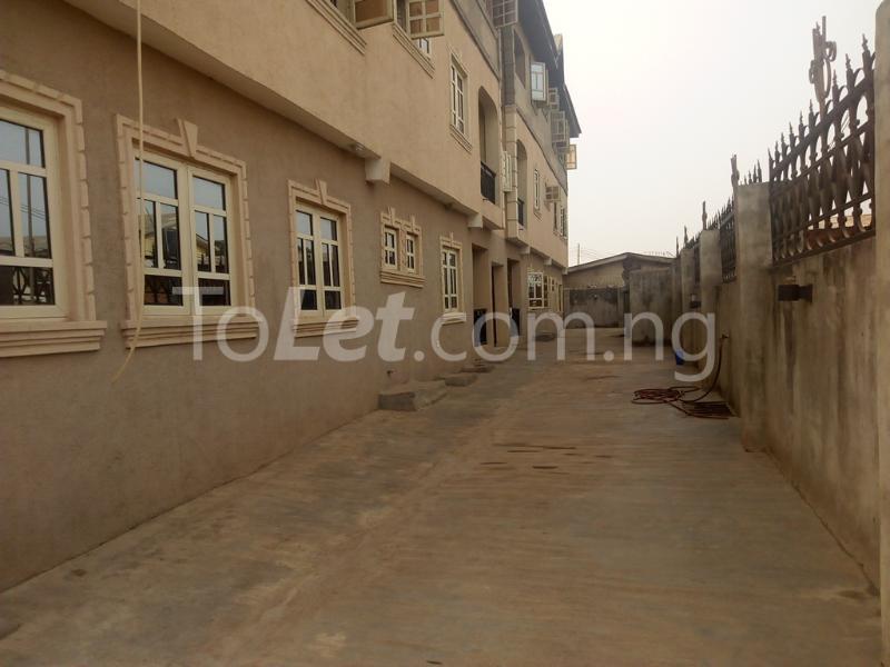 2 bedroom Flat / Apartment for rent Ekoro Road Abule Egba Lagos - 0