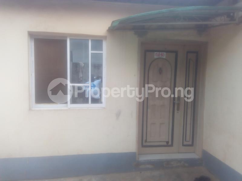 2 bedroom Mini flat Flat / Apartment for rent adigun bakare street Abule Egba Abule Egba Lagos - 1