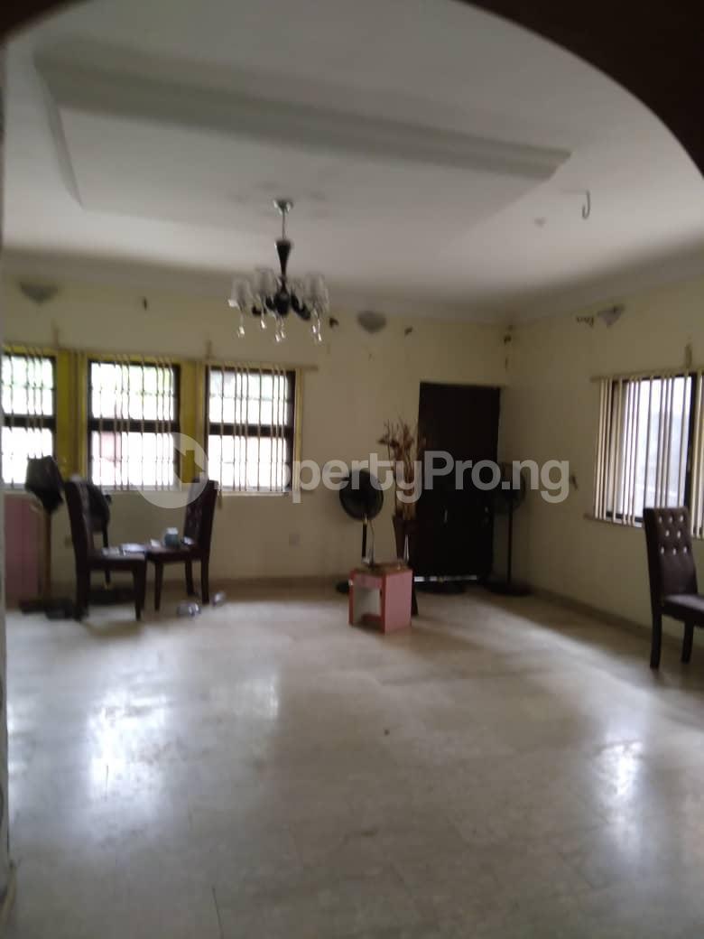5 bedroom Detached Duplex for rent Ogunlana Surulere Lagos - 1