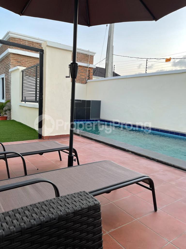 2 bedroom Mini flat for shortlet Lagos Bussines School Abraham adesanya estate Ajah Lagos - 6