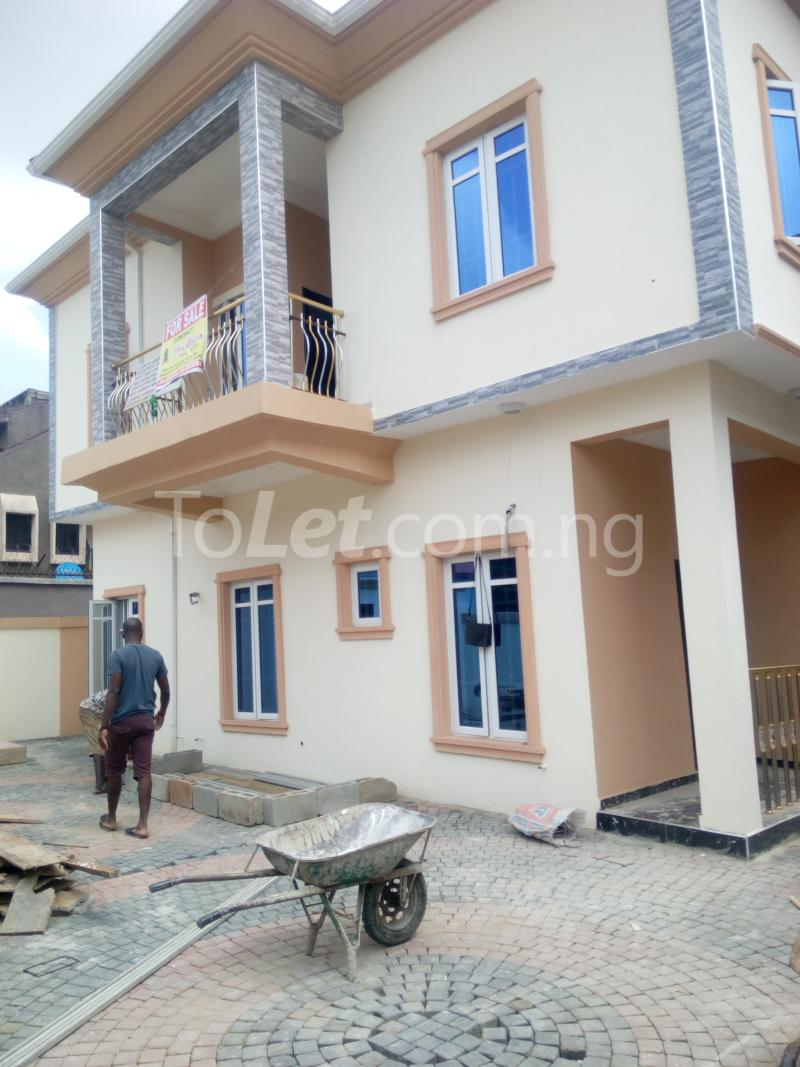 5 bedroom House for sale On Emmanuel Keshi Street Magodo GRA Phase 2 Kosofe/Ikosi Lagos - 0