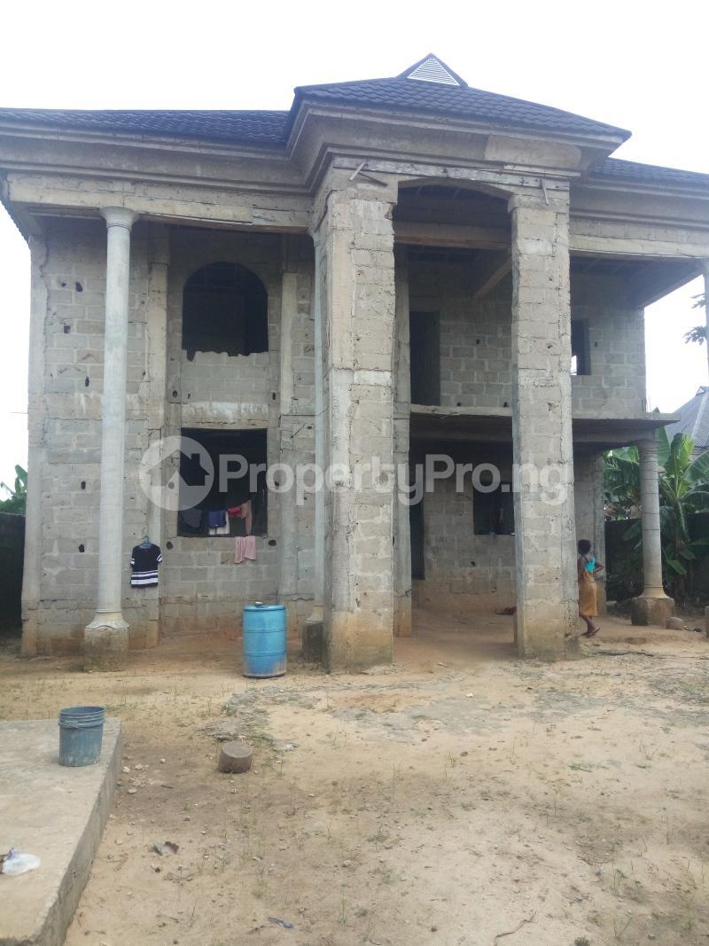 4 bedroom Detached Duplex House for sale New road Ada George Port Harcourt Rivers - 6