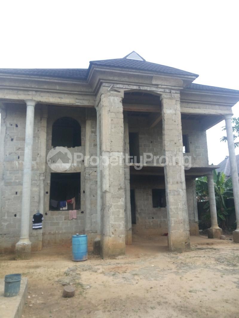 4 bedroom Detached Duplex House for sale New road Ada George Port Harcourt Rivers - 0