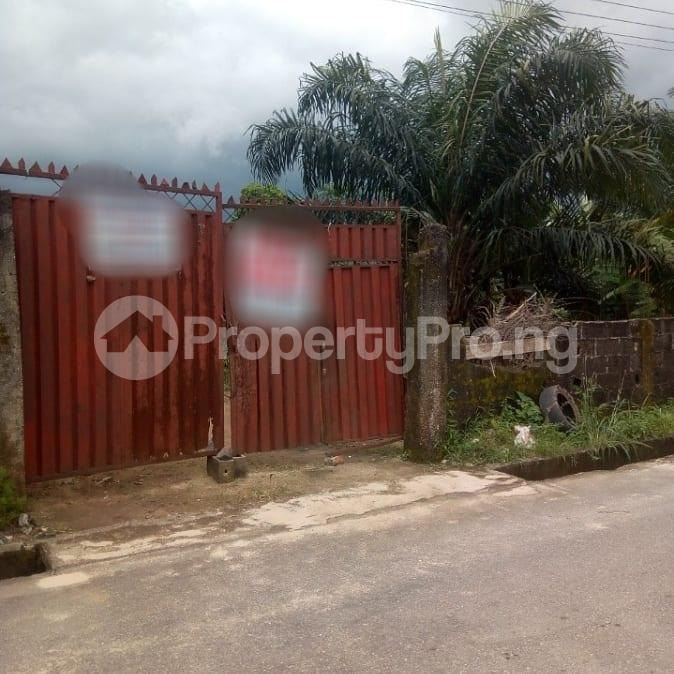 Residential Land Land for sale Shell Co operative Eliozu Port Harcourt Rivers - 2