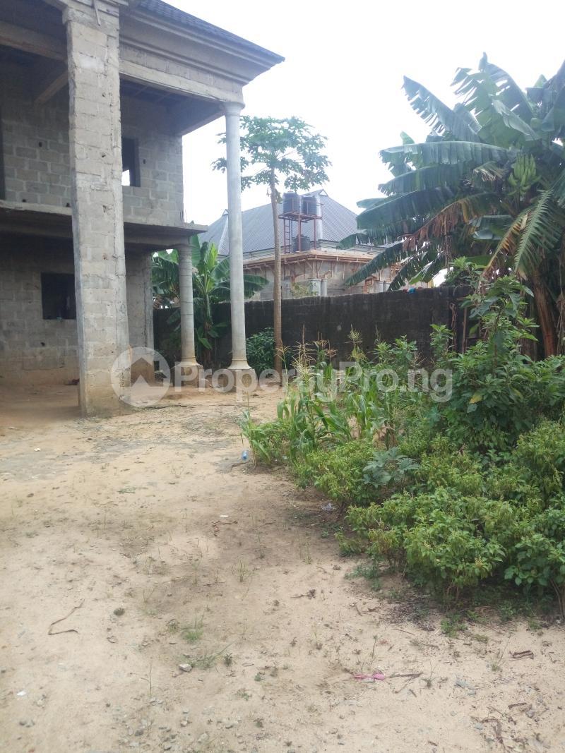 4 bedroom Detached Duplex House for sale New road Ada George Port Harcourt Rivers - 5