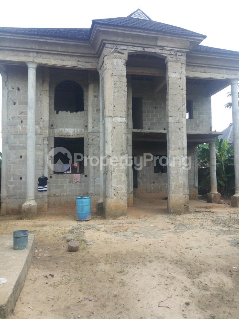 4 bedroom Detached Duplex House for sale New road Ada George Port Harcourt Rivers - 4