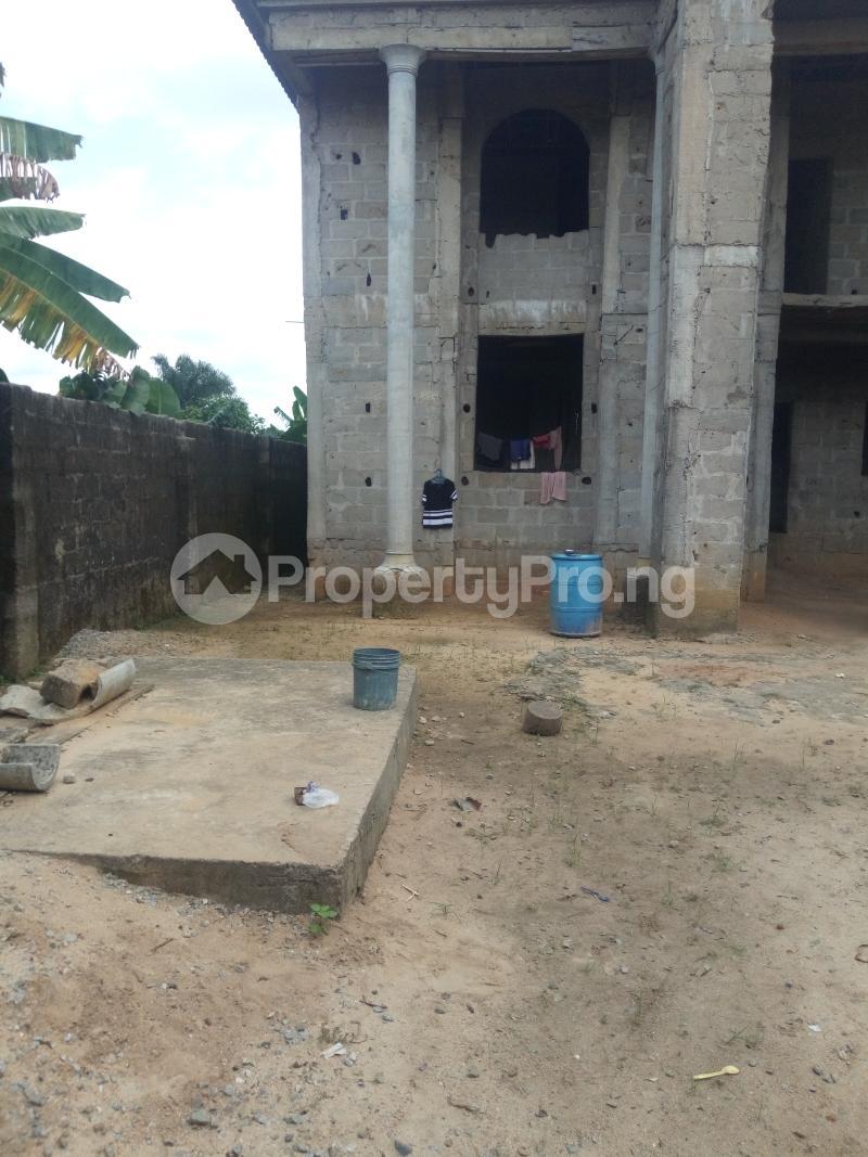 4 bedroom Detached Duplex House for sale New road Ada George Port Harcourt Rivers - 1