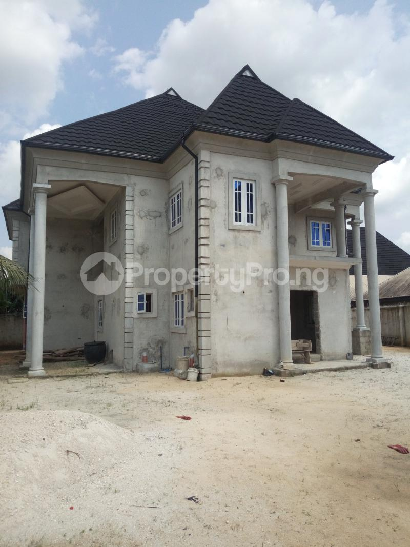 6 bedroom Detached Duplex House for sale Sars Rd Eliozu Port Harcourt Rivers - 6