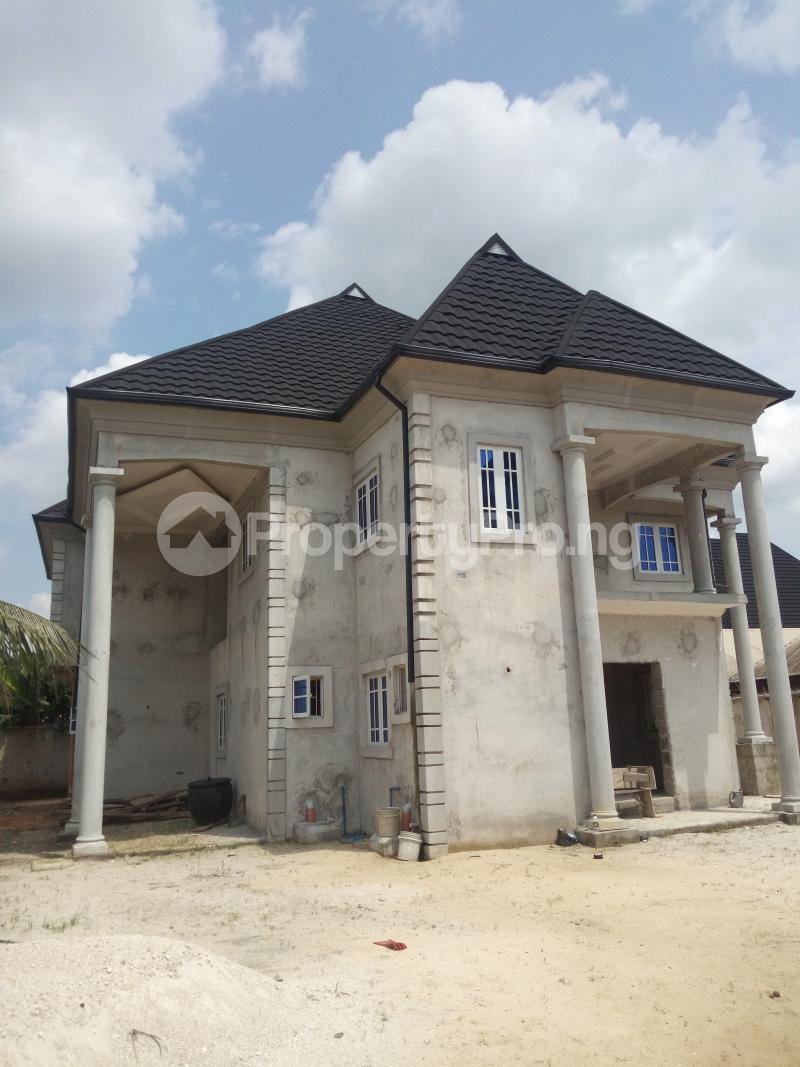 6 bedroom Detached Duplex House for sale Sars Rd Eliozu Port Harcourt Rivers - 0