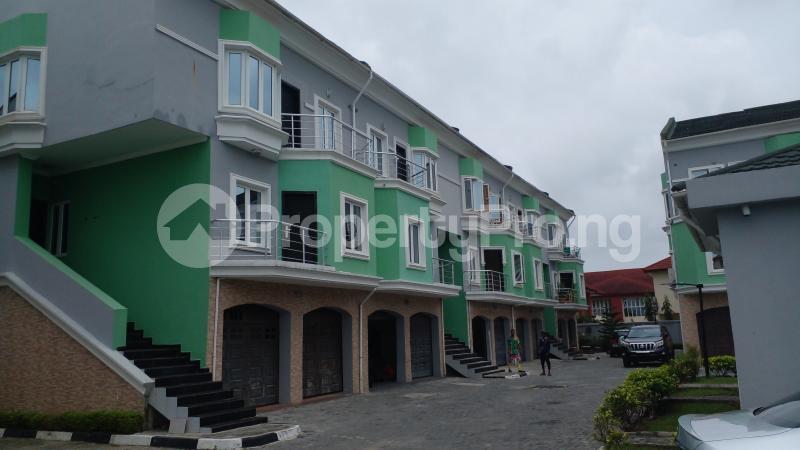 4 bedroom Terraced Duplex for sale Chevron Drive chevron Lekki Lagos - 0