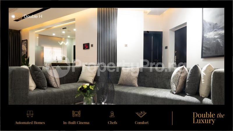 2 bedroom Flat / Apartment for shortlet Bourdillon Court Estate, Chevron Drive  Lekki Phase 2 Lekki Lagos - 0