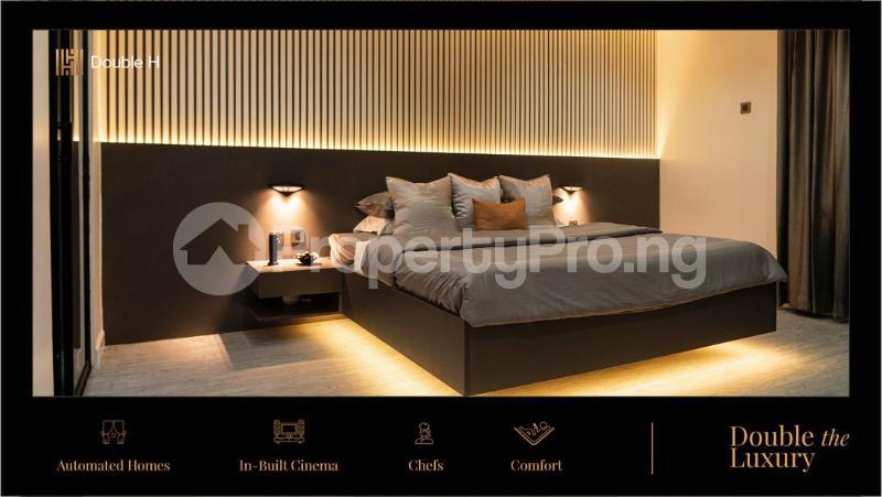 2 bedroom Flat / Apartment for shortlet Bourdillon Court Estate, Chevron Drive  Lekki Phase 2 Lekki Lagos - 8
