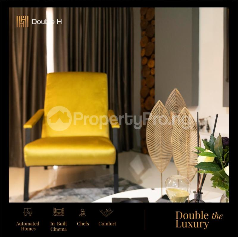 2 bedroom Flat / Apartment for shortlet Bourdillon Court Estate, Chevron Drive  Lekki Phase 2 Lekki Lagos - 5