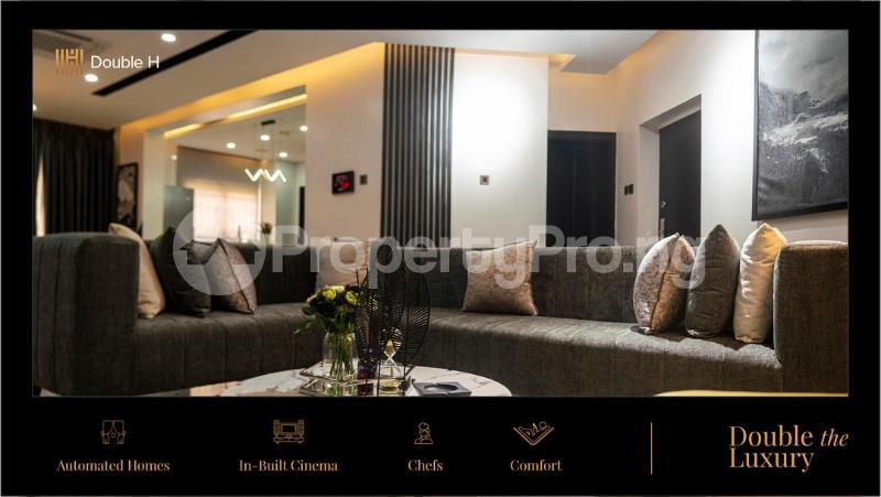 2 bedroom Flat / Apartment for shortlet Bourdillon Court Estate, Chevron Drive  Lekki Phase 2 Lekki Lagos - 9