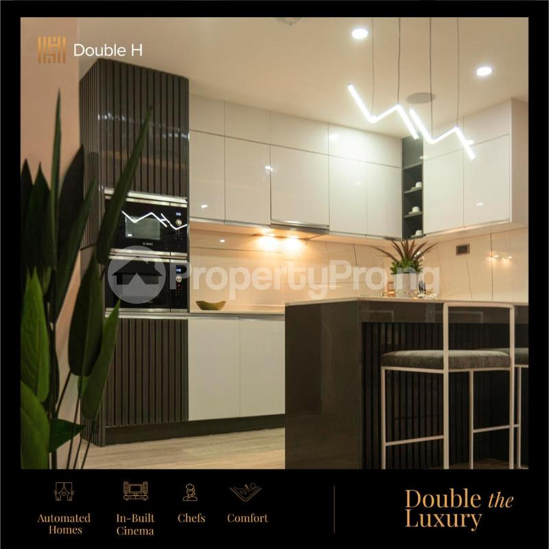 2 bedroom Flat / Apartment for shortlet Bourdillon Court Estate, Chevron Drive  Lekki Phase 2 Lekki Lagos - 7