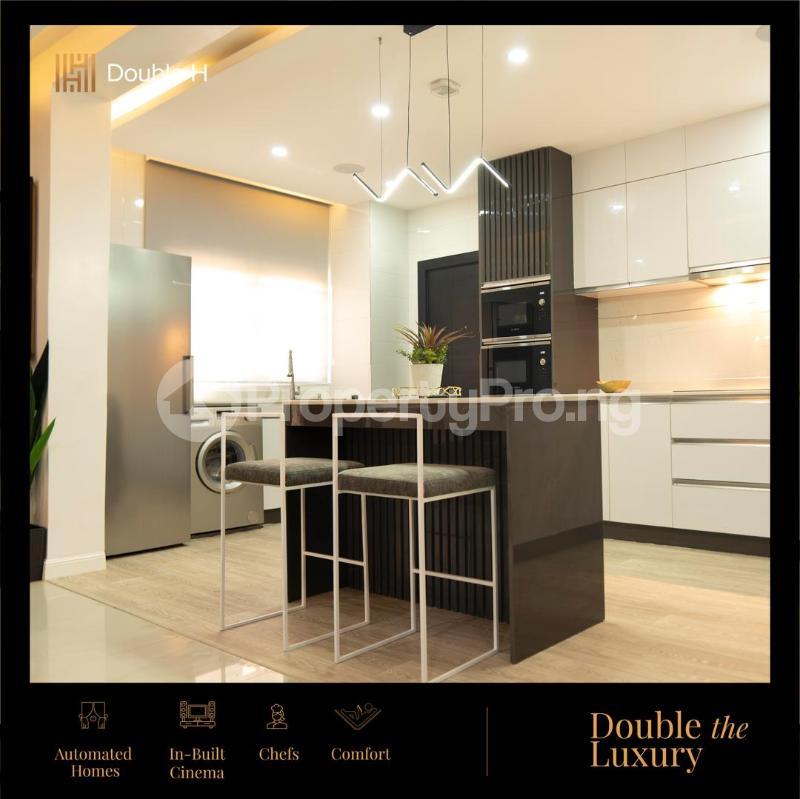 2 bedroom Flat / Apartment for shortlet Bourdillon Court Estate, Chevron Drive  Lekki Phase 2 Lekki Lagos - 2