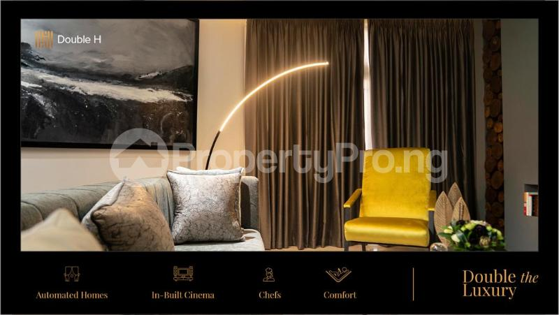 2 bedroom Flat / Apartment for shortlet Bourdillon Court Estate, Chevron Drive  Lekki Phase 2 Lekki Lagos - 1