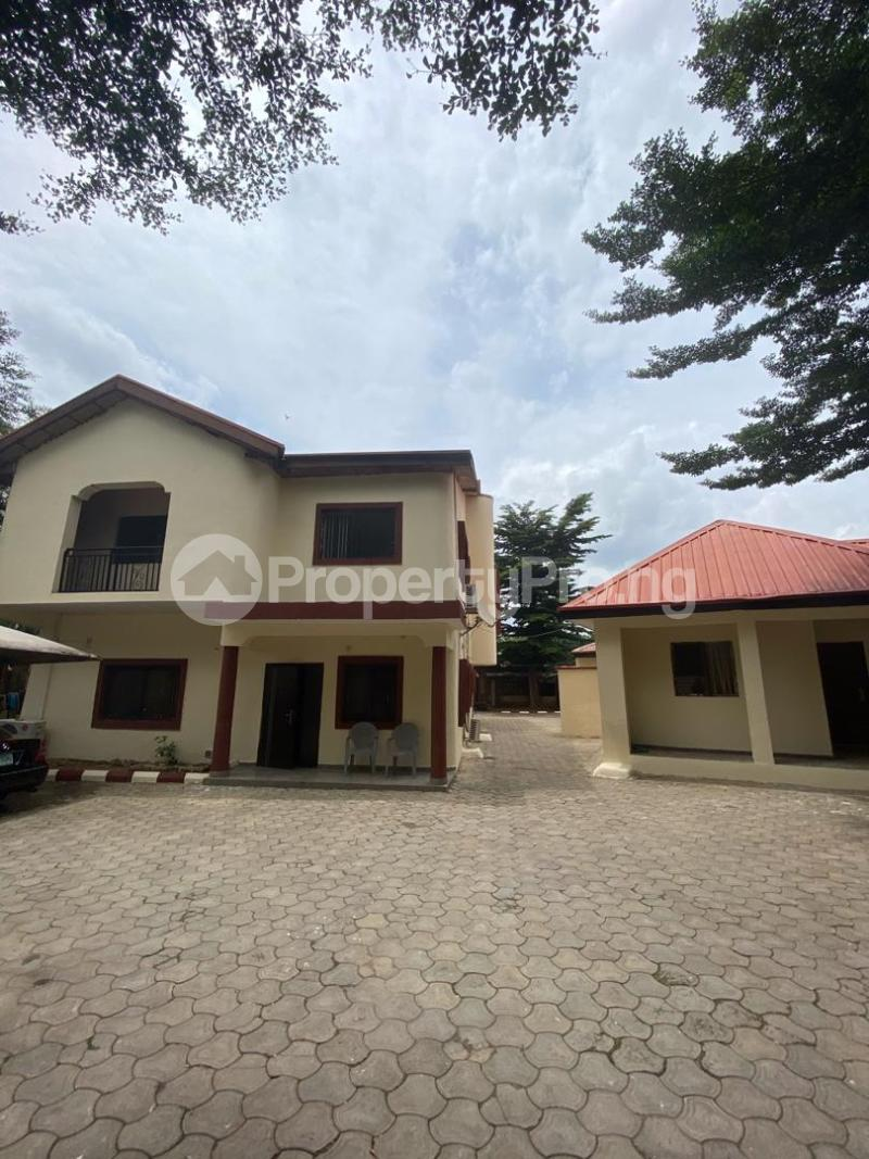 5 bedroom Detached Duplex for sale By Force Headquarter, Asokoro Abuja - 1
