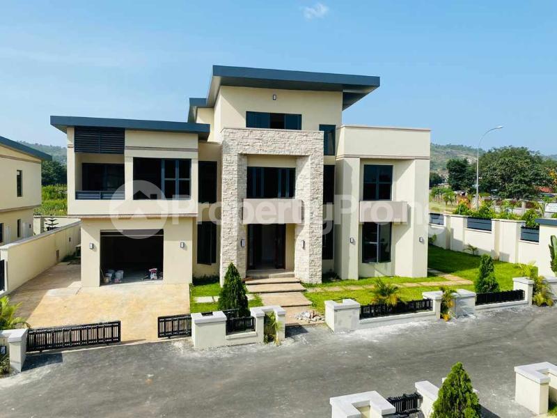 5 bedroom Detached Duplex for sale Katampe Extension,abuja. Katampe Ext Abuja - 0
