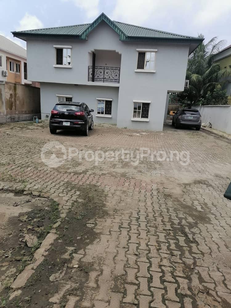 Detached Duplex House for sale Owukori Street  Alaka Estate Surulere Lagos - 1