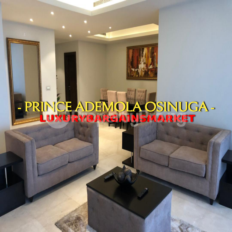 2 bedroom Flat / Apartment for shortlet ... Eko Atlantic Victoria Island Lagos - 0