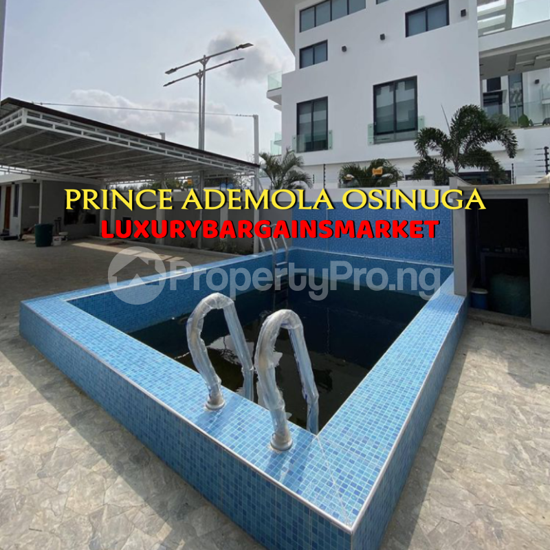 5 bedroom Detached Duplex for sale Banana Island Estate Banana Island Ikoyi Lagos - 0