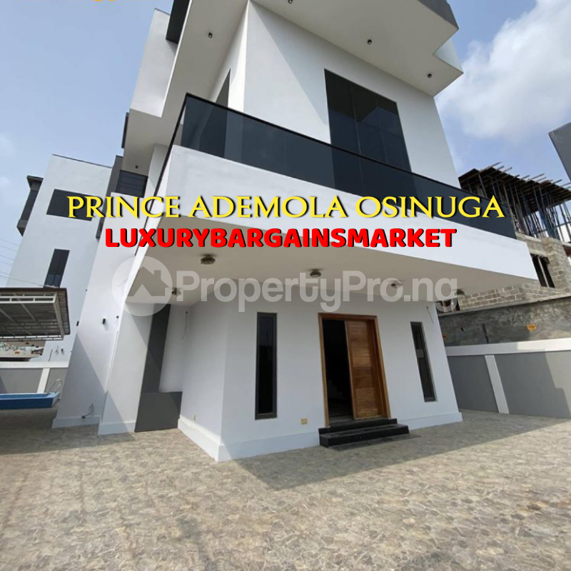 5 bedroom Detached Duplex for sale Banana Island Estate Banana Island Ikoyi Lagos - 6