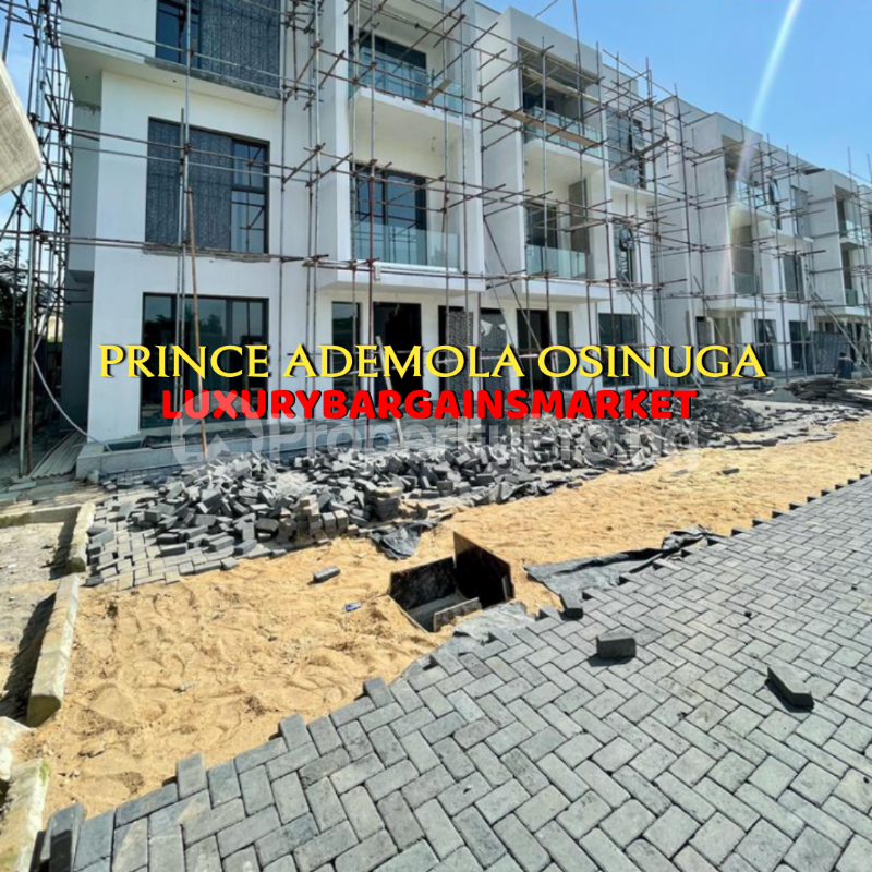 6 bedroom Terraced Duplex for sale Banana Island Estate Banana Island Ikoyi Lagos - 0